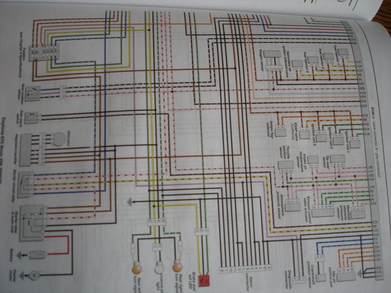 wiring diagram for triumph daytona wiring diagram and schematic triumph daytona 675 motorcycle electrical circuit diagram