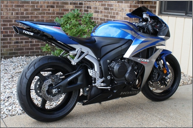 toce exhaust anyonethought - triumph675 forums