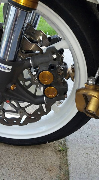 Brembo Upgrade Rear Brake Disc Triumph 675 Daytona R 13/>