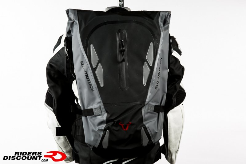 Bags Connection SW Motech Backpack Triton 20L Grey UK Supplier /& Warranty NEW